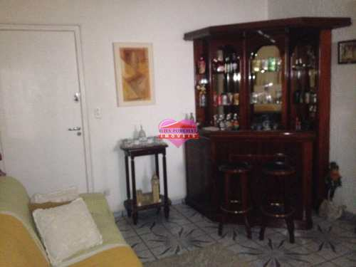 Apartamento, código 696 em São Vicente, bairro Centro