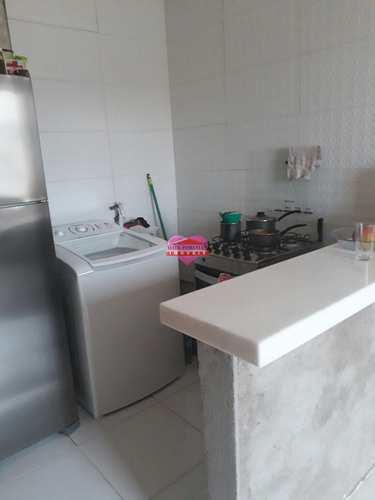 Sala Living, código 702 em São Vicente, bairro Centro