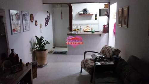 Apartamento, código 739 em São Vicente, bairro Itararé