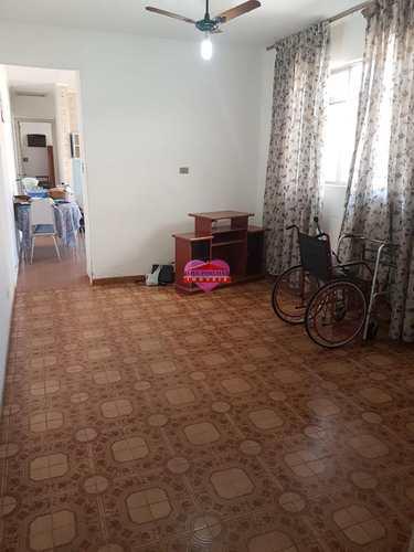 Casa, código 744 em São Vicente, bairro Vila São Jorge