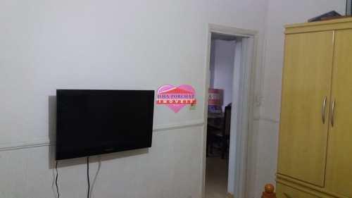 Apartamento, código 745 em São Vicente, bairro Gonzaguinha