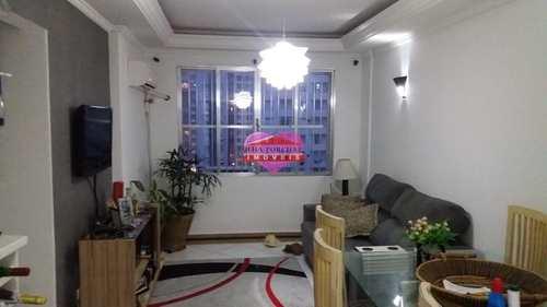 Apartamento, código 759 em São Vicente, bairro Itararé