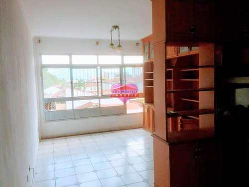Apartamento, código 766 em São Vicente, bairro Centro