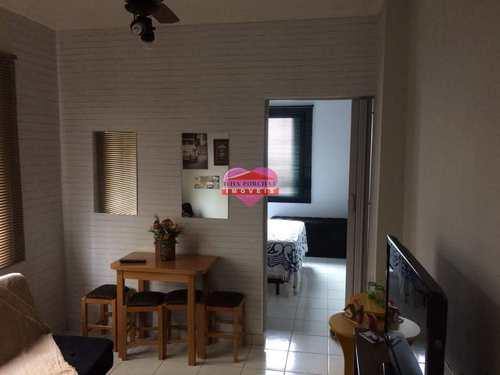 Apartamento, código 797 em São Vicente, bairro Centro