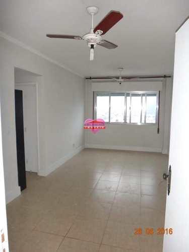 Apartamento, código 803 em São Vicente, bairro Centro