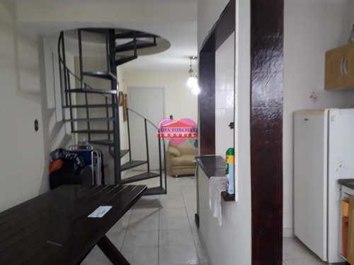Apartamento, código 888 em São Vicente, bairro Gonzaguinha