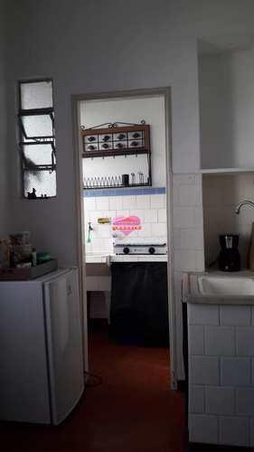 Sala Living, código 892 em São Vicente, bairro Centro