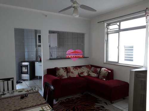 Apartamento, código 922 em São Vicente, bairro Centro