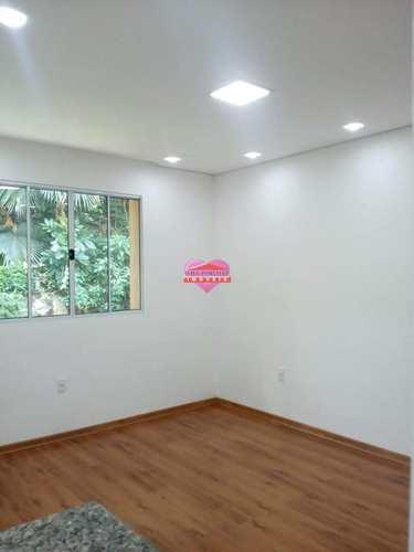 Apartamento, código 935 em São Vicente, bairro Centro