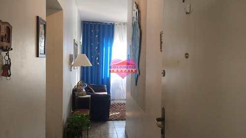 Apartamento, código 945 em São Vicente, bairro Itararé
