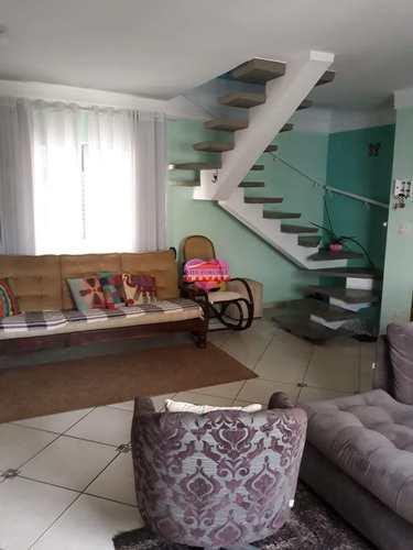Cobertura, código 946 em São Vicente, bairro Centro