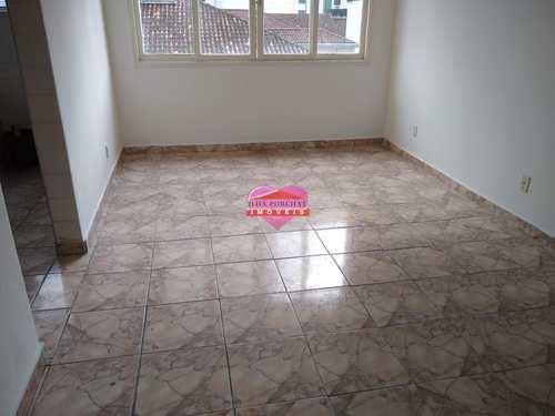 Sala Living, código 965 em São Vicente, bairro Centro