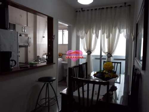 Apartamento, código 984 em São Vicente, bairro Gonzaguinha