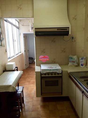 Apartamento, código 994 em São Vicente, bairro Itararé