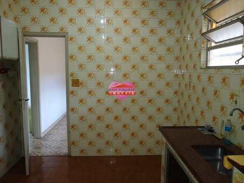 Apartamento, código 1023 em São Vicente, bairro Centro