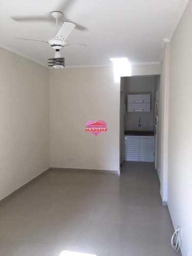 Sala Living, código 1047 em São Vicente, bairro Itararé