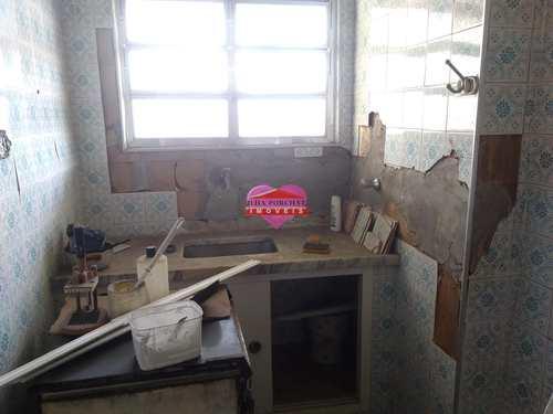 Apartamento, código 1072 em São Vicente, bairro Centro