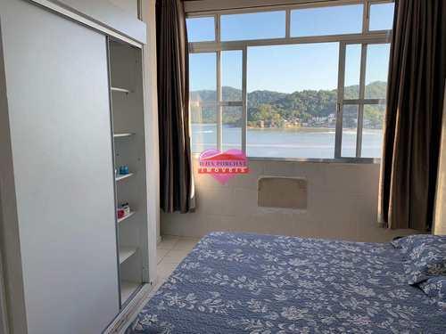 Apartamento, código 1079 em São Vicente, bairro Itararé