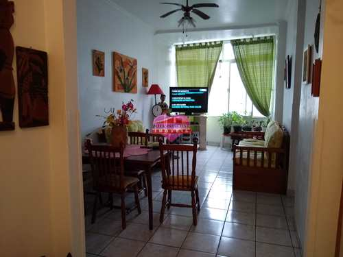 Apartamento, código 1091 em São Vicente, bairro Boa Vista