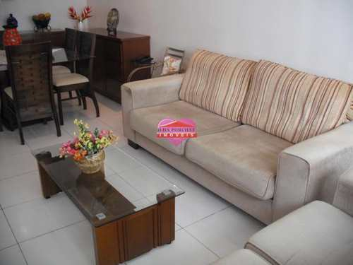 Apartamento, código 1093 em São Vicente, bairro Centro