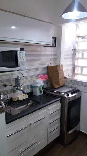 Sala Living, código 1104 em São Vicente, bairro Centro