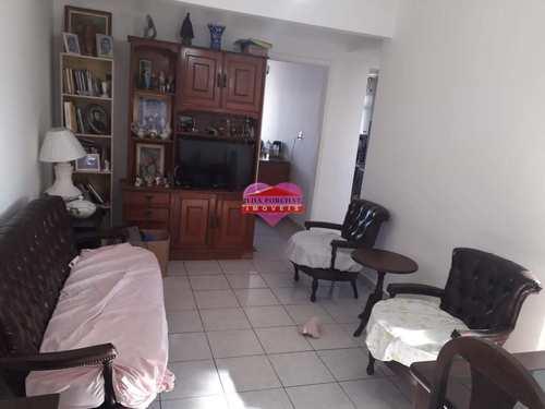 Apartamento, código 1121 em São Vicente, bairro Centro