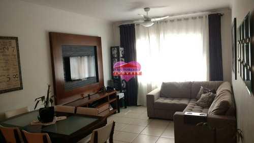 Apartamento, código 1144 em São Vicente, bairro Centro
