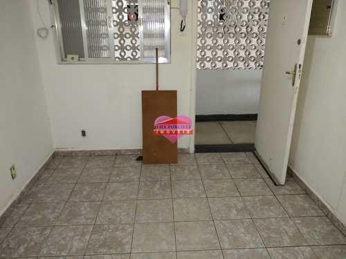 Apartamento, código 1155 em São Vicente, bairro Centro