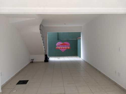 Casa, código 1194 em São Vicente, bairro Vila Cascatinha