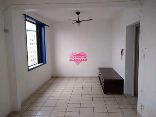 Sala Living, código 1203 em São Vicente, bairro Centro