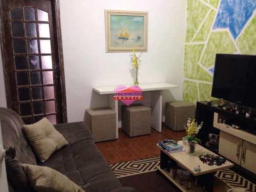 Sala Living, código 1211 em São Vicente, bairro Centro