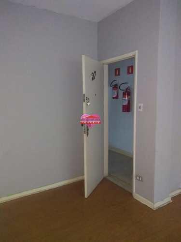 Apartamento, código 1225 em São Vicente, bairro Centro