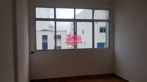 Apartamento, código 1230 em São Vicente, bairro Centro