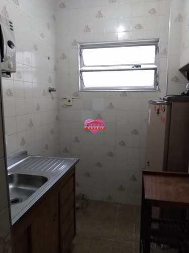 Apartamento, código 1236 em São Vicente, bairro Centro