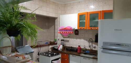 Apartamento, código 1247 em São Vicente, bairro Itararé
