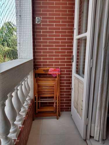 Apartamento, código 1254 em São Vicente, bairro Vila Valença