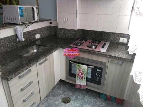 Apartamento, código 1272 em São Vicente, bairro Centro