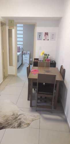 Apartamento, código 1276 em São Vicente, bairro Itararé