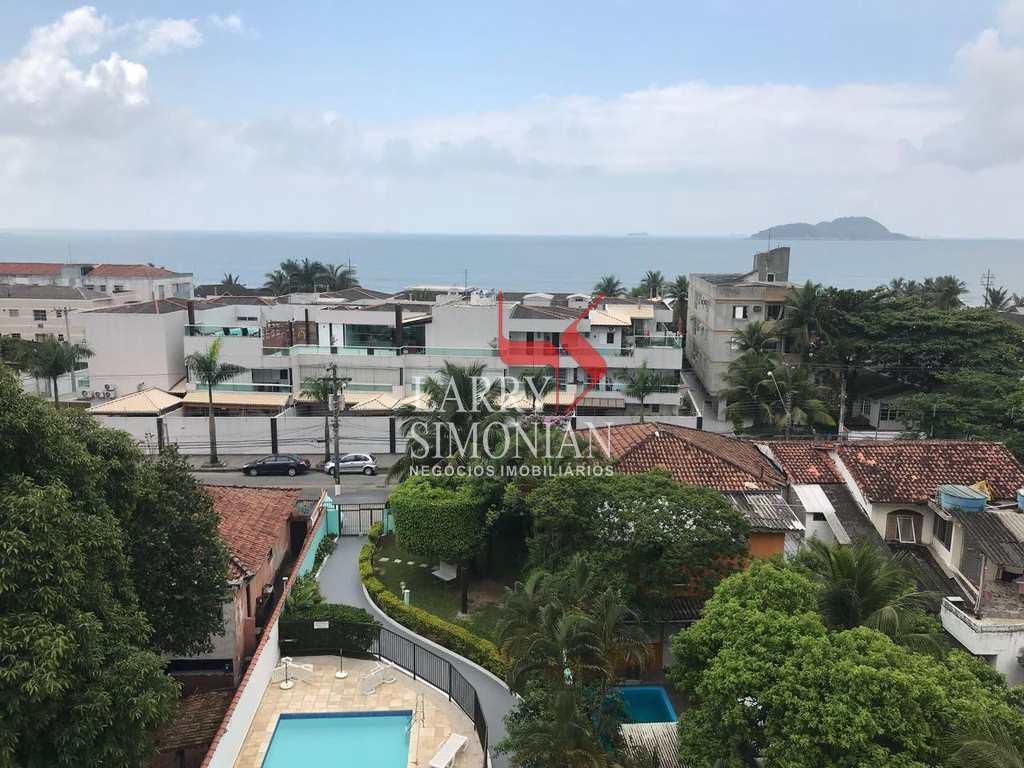 Cobertura em Guarujá, no bairro Tombo