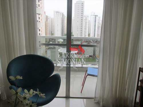Apartamento, código 136 em Guarujá, bairro Barra Funda