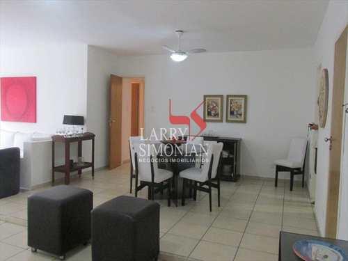Apartamento, código 306 em Guarujá, bairro Pitangueiras