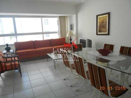 Apartamento, código 149 em Guarujá, bairro Pitangueiras