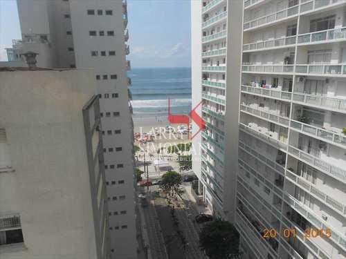 Apartamento, código 146 em Guarujá, bairro Pitangueiras