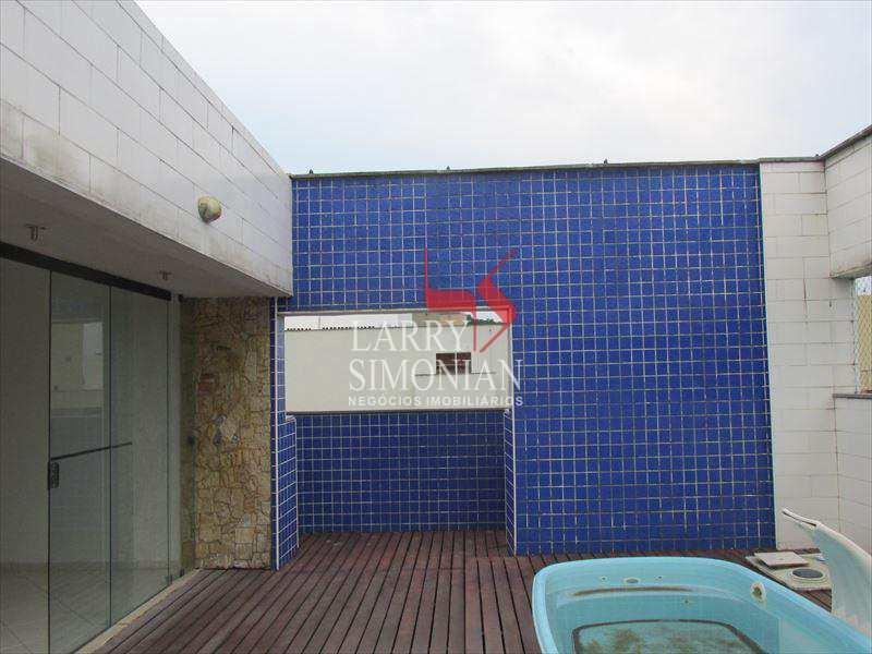 Cobertura em Guarujá, no bairro Barra Funda