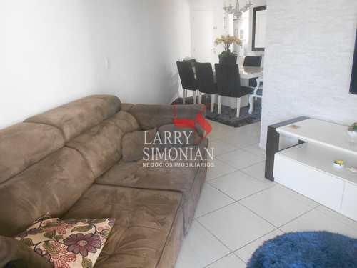 Apartamento, código 476 em Guarujá, bairro Jardim Las Palmas