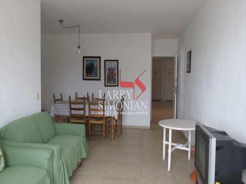 Apartamento, código 197 em Guarujá, bairro Pitangueiras