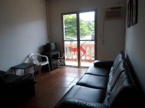 Apartamento, código 76 em Guarujá, bairro Jardim Três Marias