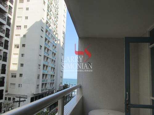 Apartamento, código 202 em Guarujá, bairro Barra Funda
