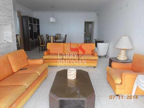Apartamento, código 132 em Guarujá, bairro Pitangueiras