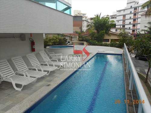 Apartamento, código 137 em Guarujá, bairro Jardim Astúrias